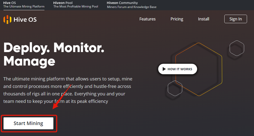 無料&日本語設定のマイニング専用OS、Hive OSを導入してみた